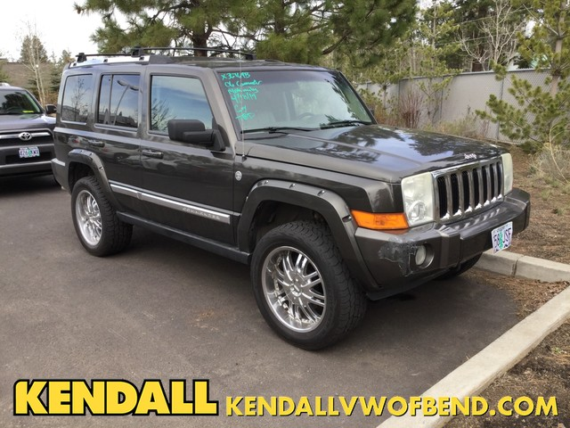 Pre Owned 2006 Jeep Commander Limited