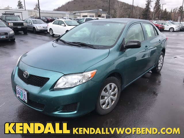 Pre-Owned 2009 Toyota Corolla