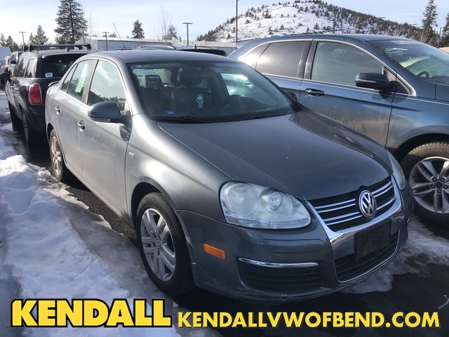 Pre-Owned 2007 Volkswagen Jetta Sedan Wolfsburg Edition
