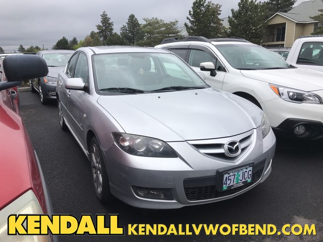 Pre-Owned 2007 Mazda3 s Grand Touring