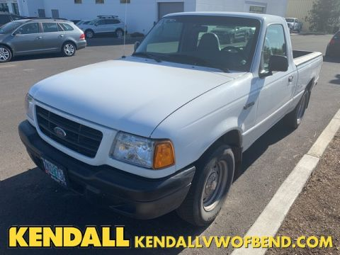 Pre-Owned 2003 Ford Ranger XL