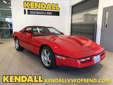 Pre-Owned 1990 Chevrolet Corvette