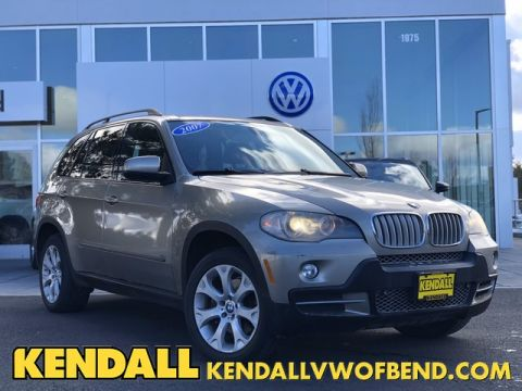 Pre-Owned 2007 BMW X5 4.8i