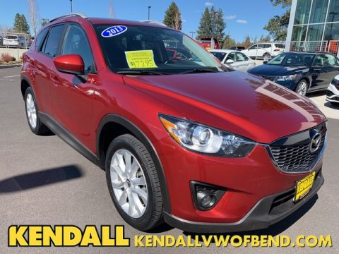 Pre-Owned 2013 Mazda CX-5 Grand Touring